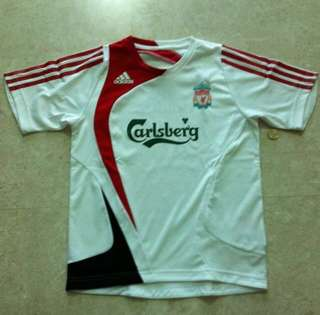 Authentic Liverpool Jersey (Child M)