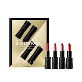Hera Rouge Holic Execptional Mini Set 2g*4
