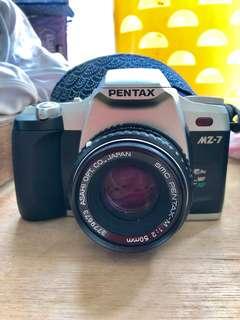 🚚 Pentax MZ-7