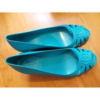 GUCCI rain shoes