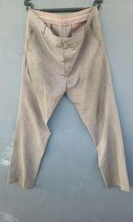 Celana Kain / Celana Formal Big Size (Slim Fit)