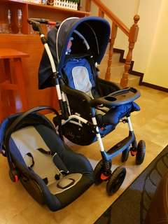 Stroller & Car Seat for only 3800