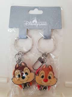 Disney chip and dale keychain nail clipper