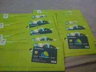 Paymaya cards