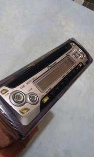 Radio kereta pioneer brand