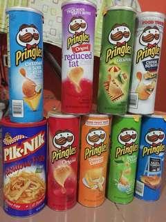 Pringles 158g U.S. version