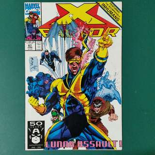 X-Factor No.67 comic