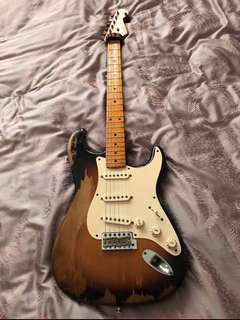 US Fender 57's Stratocaster Vintage Reissue with Custom Relic