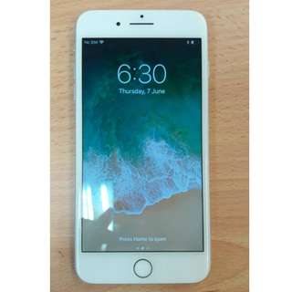 IPHONE 7+(128GB)Silver, Phone Oly, New Condition