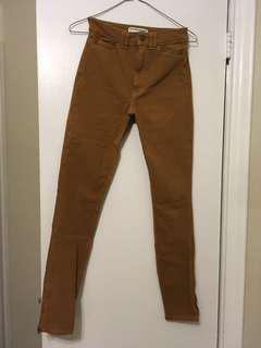 Size 24/25 American Apparel Pants