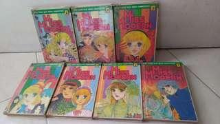 Miss Modern full set lengkap vol 1-7