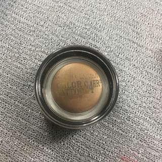 Maybelline color tatto bad to the bronze eyeshadow