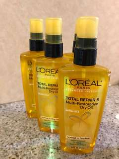 Leave-in treatment for hair