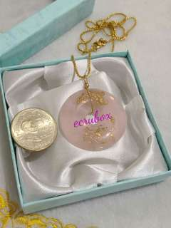Lucky Pendant With Chain