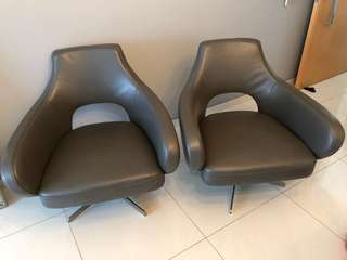 Kuka Swivel Chair