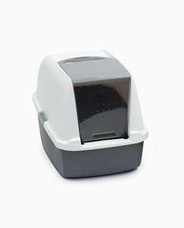 Catit - Magic Blue Litter Box Regular
