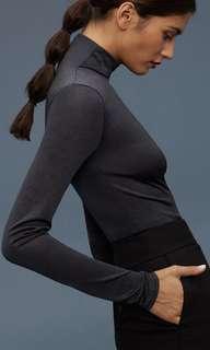 Aritzia Babaton long sleeve shirt
