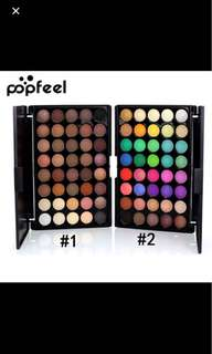 Popfeel 40 Colours Mini Eyeshadow Palette