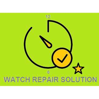 Watch Repair Service Solution