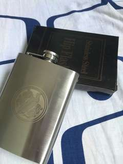 Alcohol flask hip flask stainless steel