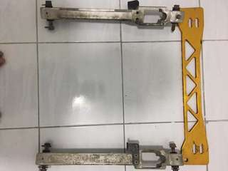Lower arm Satria