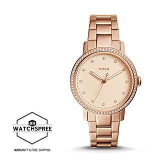 FREE DELIVERY *FOSSIL GENUINE* [ES4288] 100% Authentic with 1 Year Warranty!