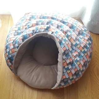 Soft Dog Igloo Bed
