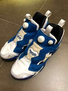 Reebok Pump Fury - Your Reebok