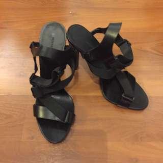 Alexander Wang Black Sandals - size 37