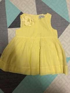 Gingersnap yellow dress