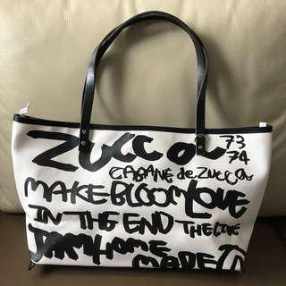 ZUCCa jam home made tote bag