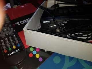 Tomiko Super TV Box
