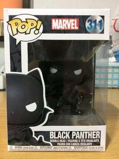 Funko Pop! Marvel: Black Panther - 1966 Mask & Cape