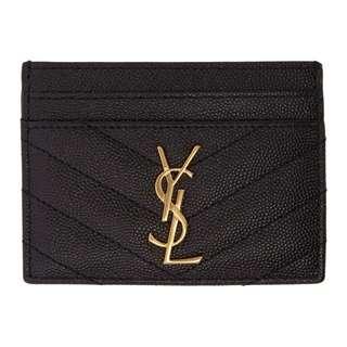 YSL Card Holder