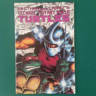 Teenage Mutant Ninja Turtles No.10 comic