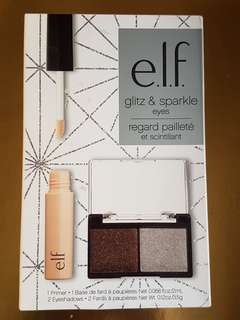 e.l.f. glitz & sparkle eyes (primer + eyeshadows set)