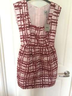 Size 10 Asos Dress New With Tag