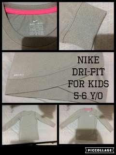 Brandnew Nike Dri Fit shirt