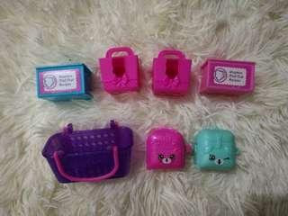 Shopkins Canisters