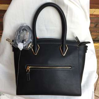 Authentic  Picard Black Bag