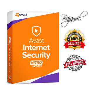 [[Genuine]] Avast Internet Security Activation