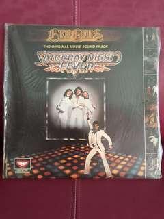 Bee Gees vinyl LP Saturday Night Fever Soundtrack