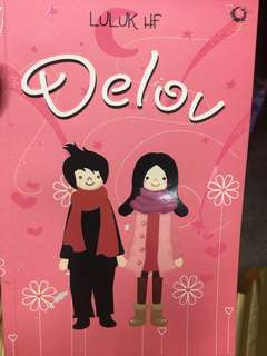 Novel Delov by luluk HF