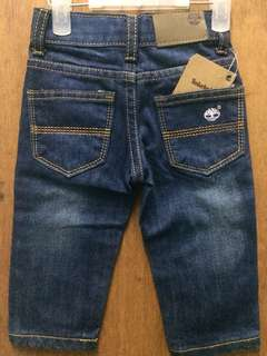 LELONG! TIMBERLAND BABY JEANS