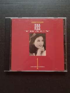 Tracy Huang 黃鶯鶯 - 百代巨星經典系列 2 Part 1 CD