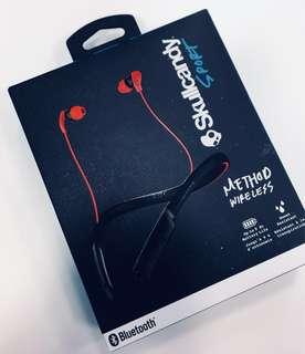 Brand new Skullcandy Method Wireless Earphone - amazing sweat resistant headphones