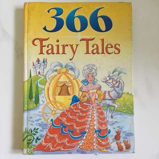 366 Fairy Tales Book