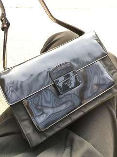 Prada vintage shoulder bag
