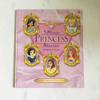 Princess Tale Book