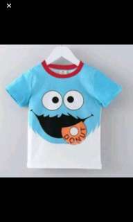 🚚 Instock blue Elmo brand new size 2-3yrs old